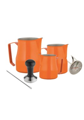 Kit Barman Cafétéria Orange