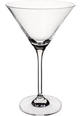 Verre Double Coupe Martini