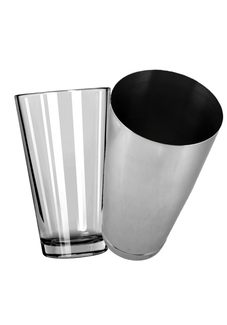 Mixing Glass con Boston Shaker Acciaio Inox