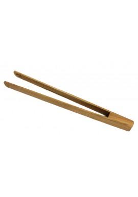 Pinza Garnish in legno di ciliegio 30cm