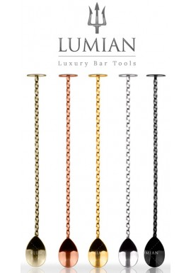 Bar Spoon/ Cuillère à mélange Pilon Lumian