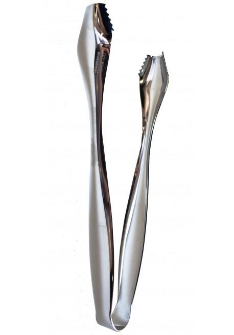 Pinza Ghiaccio 18cm Acciaio Inox