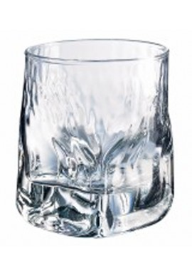 Verre Old Fashioned Effet Glace