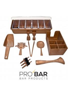 Kit Attrezzatura Bar Eco Legno