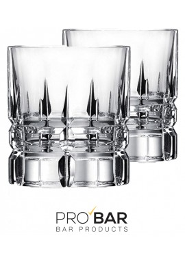 Verre Old Fashioned Carrara (boîte de 2pcs)