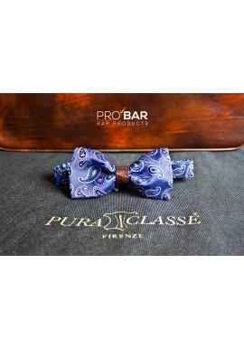 Papillon Barman Puraclasse/Pureclasse Bleu