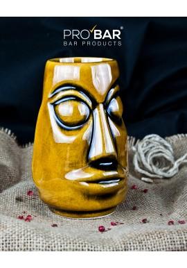 Tiki Mug Moai Maron