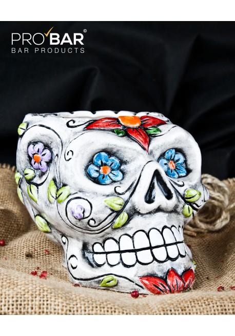 Mexican Sugar Skull Mug