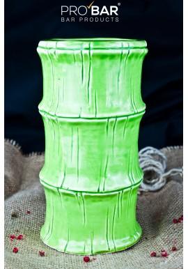 Tiki Mug Bamboo Vert