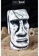 Tiki Mug Moai Stone