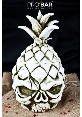 Ananas Skull Mug