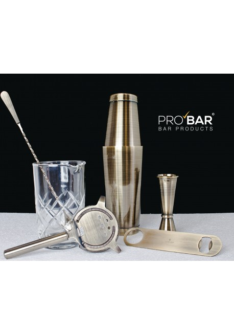 Easy Kit Barman Lumian Bronzo