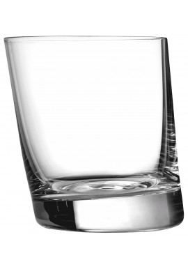 Verre Old Fashioned incliné Vintage