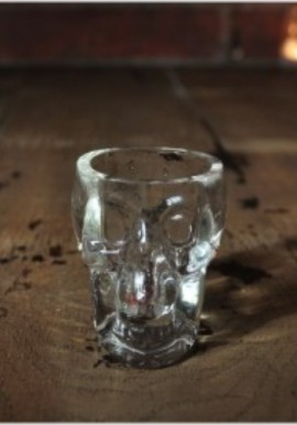 Skull Shot Glass 50 ml