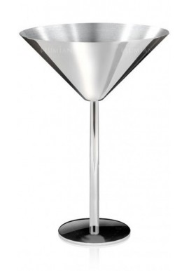 Coupe Martini 23cl Lumian Argent