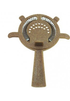Strainer 4 prong in Eco Legno