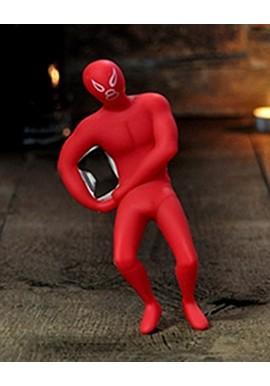 Luchador Opener Red