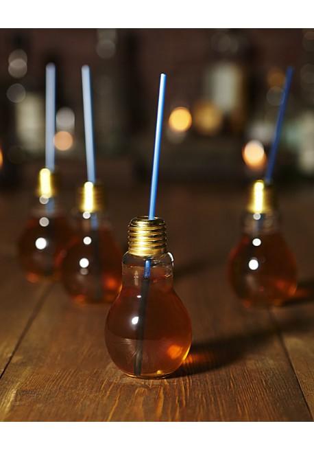 Bicchiere Lampadina Light Bulb
