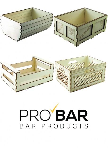petite caisse en bois de h tre pro bar. Black Bedroom Furniture Sets. Home Design Ideas