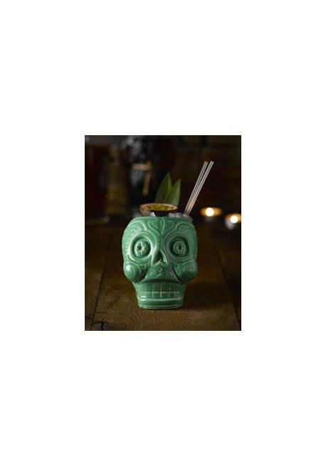 Day of the Dead Lime - Tiki Mug