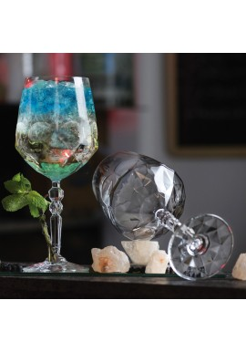 Gin Tonic 66cl (6 ps) Verres a Pied