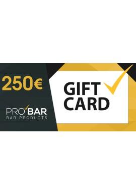 Gift Card 250€