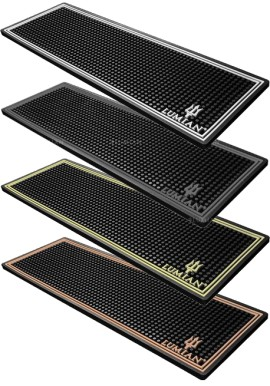 Bar Mat / Tapis de Comptoir Lumian Couleurs Divers