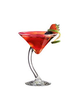 Bravura 20cl Double Coupe Martini
