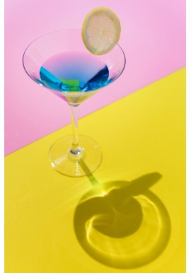 Bicchiere Doppia Coppa Martini