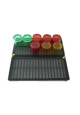 Bar-Organisateur Composable Multifonction