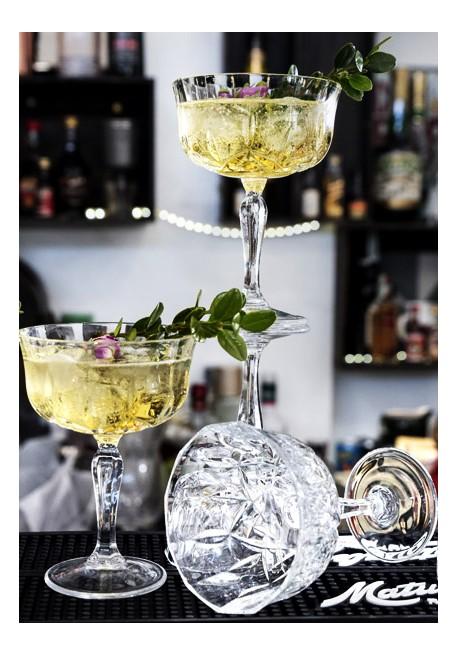 Coppa Champagne Opera (confezione da 6 pz.)