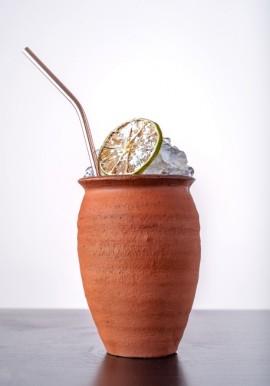 Mug Vaso in Terracotta