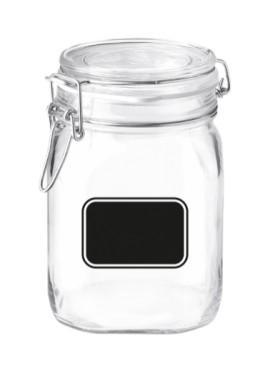 Pot hermétique 1Lt avec tableau noir