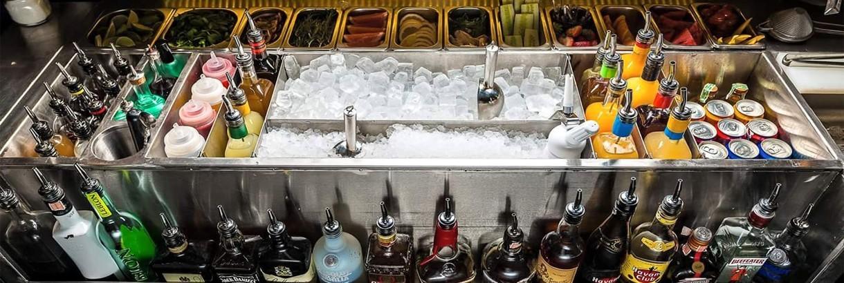 Rangement Bar